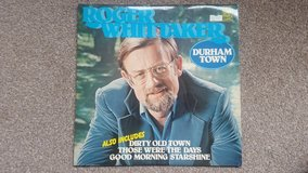 Roger Whittaker - Durham Town Record in Lakenheath, UK