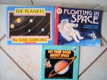 Books about space in Stuttgart, GE