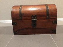 Wood & Iron Chest in Kingwood, Texas