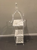Wrought Iron Stand in Kingwood, Texas