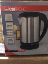 Clatronic WKS 3437 Kettle black Water Cooker in Ramstein, Germany