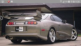 Toyota Supra Veilside Body kit in Okinawa, Japan