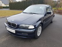 1999 automatic tiptronic BMW 320i 6 cylinde*CRUISE CONTROL *A/C * NAVI * LEADER *NEW INSPECTION in Ramstein, Germany