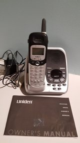 Uniden Cordless Phone in Tinley Park, Illinois