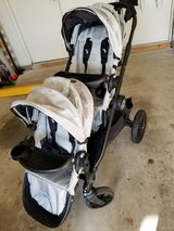 Baby Jogger City Select double with extras in Warner Robins, Georgia