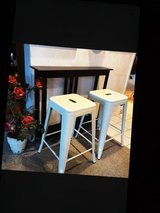 2 NEW Industrial Metal Stools with Handholds in Indianapolis, Indiana