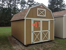 10x16 Lofted Barn Shed Storage Building DISCOUNTED!!! in Valdosta, Georgia