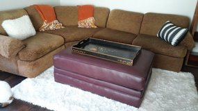 Walter E Smithe sectional couch in Naperville, Illinois