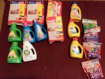 Diapers and Detergent in Beaufort, South Carolina