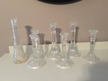 Glass Candlesticks & Marbles in Kingwood, Texas