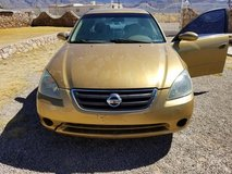 2002 Nissan Altima in Alamogordo, New Mexico