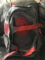 ELEMENT Skateboarding Backpack in Stuttgart, GE