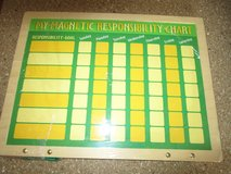 MAGNETIC RESPONSIBILITY CHART in New Lenox, Illinois