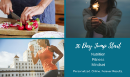Online Weight Loss Coach:  30 Day Program in San Clemente, California