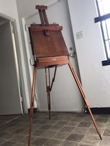 French Easel in Yucca Valley, California