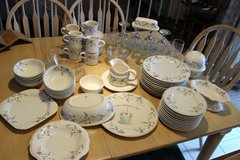 Pfaltzgraff April Dinnerware Entire Lot in Lockport, Illinois