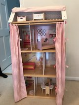 dollhouse with furniture in Great Lakes, Illinois