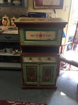 "Hooser cabinet  15""deep 45""tall very old  must see in person in Cleveland, Texas"