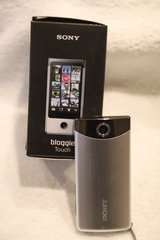 "Sony ""Bloggie"" Touch Video camera (New lower price) in Lockport, Illinois"