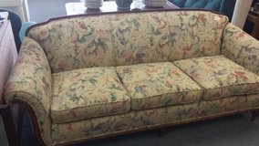 Vintage sofa in Naperville, Illinois