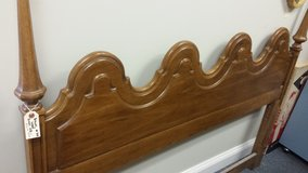 Queen headboard in Naperville, Illinois