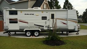Forest River Salem 27' Travel Trailer in Camp Lejeune, North Carolina