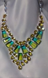 Beautiful necklace in San Ysidro, California