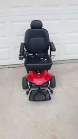 Jazzy power wheelchair in Yucca Valley, California