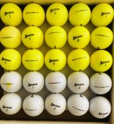 25 Srixon Z-Star used golf balls near mint condition in Glendale Heights, Illinois