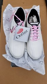 Ladies 8.5 M Callaway golf shoes - NEVER worn NIB in Quantico, Virginia