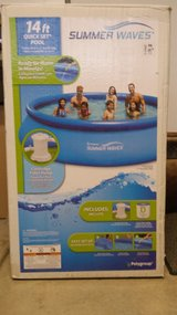 """14ft x 36"""" Quick Set Swimming Pool in Yucca Valley, California"""