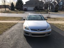 Honda Accord 2007 EX-L V6 - PRICE REDUCED in Westmont, Illinois