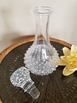 REDUCED! Vintage French Crystal Liquor/Wine Decanter in Fort Campbell, Kentucky