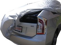 Prius Car Cover (Silver - Excellent Condition) in Kaneohe Bay, Hawaii