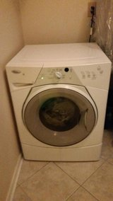 Whirlpool Front Load Washer in The Woodlands, Texas