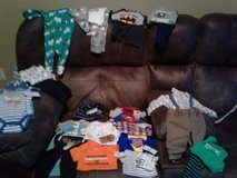 0-3 month boy clothes in Todd County, Kentucky