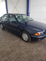 Bmw 523i brand new inspection in Hohenfels, Germany