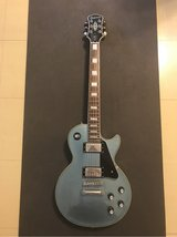 Epiphone Ltd. Ed. TV Pelham Blue Les Paul Custom Pro in Okinawa, Japan