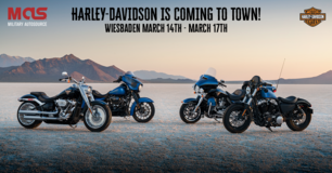 Want to see the Harley Davidson Roadshow in town? in Wiesbaden, GE