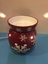 Snow flake Scentsy in Okinawa, Japan