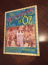 """""""The Munchkins of Oz"""" Book - Autographed by 3 Munchkins in Naperville, Illinois"""