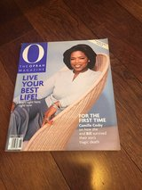 Premiere Issue of the Oprah Magazine - May/June 2000 in Glendale Heights, Illinois