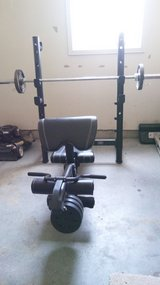 Nice work out equipment in Fort Knox, Kentucky