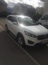 US Spec 2016 Kia Sorento LX 7 seater, 3rd row with German trailer hitch in Stuttgart, GE