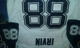 Official nfl Jersey #88, M.Irvin in Cherry Point, North Carolina