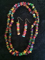 Necklace and earring set in Bolingbrook, Illinois