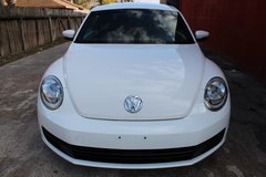2012 Volkswagen Beetle Coupe - One Owner in Conroe, Texas