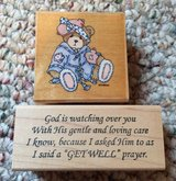 Get Well Rubber Stamps in Fort Knox, Kentucky