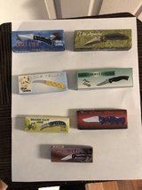 7 Different Pocket Knives in Fort Knox, Kentucky