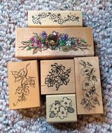 Floral Rubber Stamps in Fort Knox, Kentucky